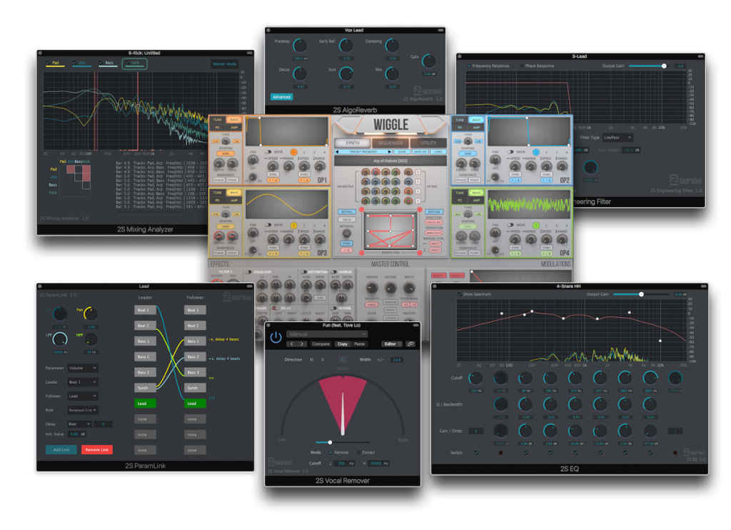 WIGGLE + Plugins Bundle